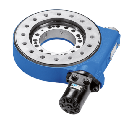 Slew Drives - Slew Bearings - Slewing Drives Image